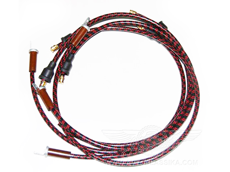 Set of spark plugs wires to car GAZ 69 UAZ469 buy US delivery