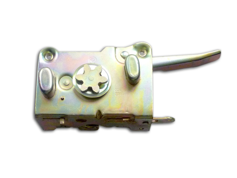 The lock of the front door - left to car GAZ-21 buy US delivery