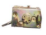 The rear door lock assy - left