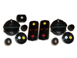 Kit for Blackout drive lamps UAZ-469