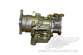 The carburettor assy K-125